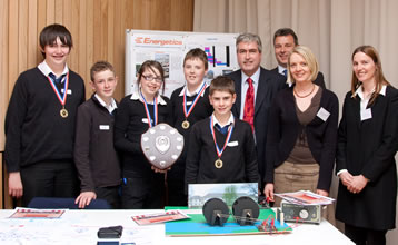 Knox Academy, Winners of 2009's Young SET Ambassadors programme