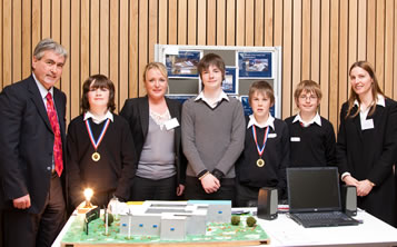 Lasswade High School (Team One), Midlothian