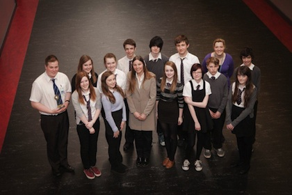 St David's Roman Catholic High School – Winner of the 2013 Young SET Ambassadors Programme